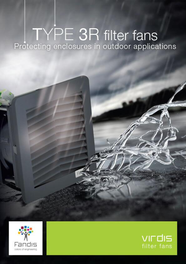 040 Filter fans FF Type 3R brochure