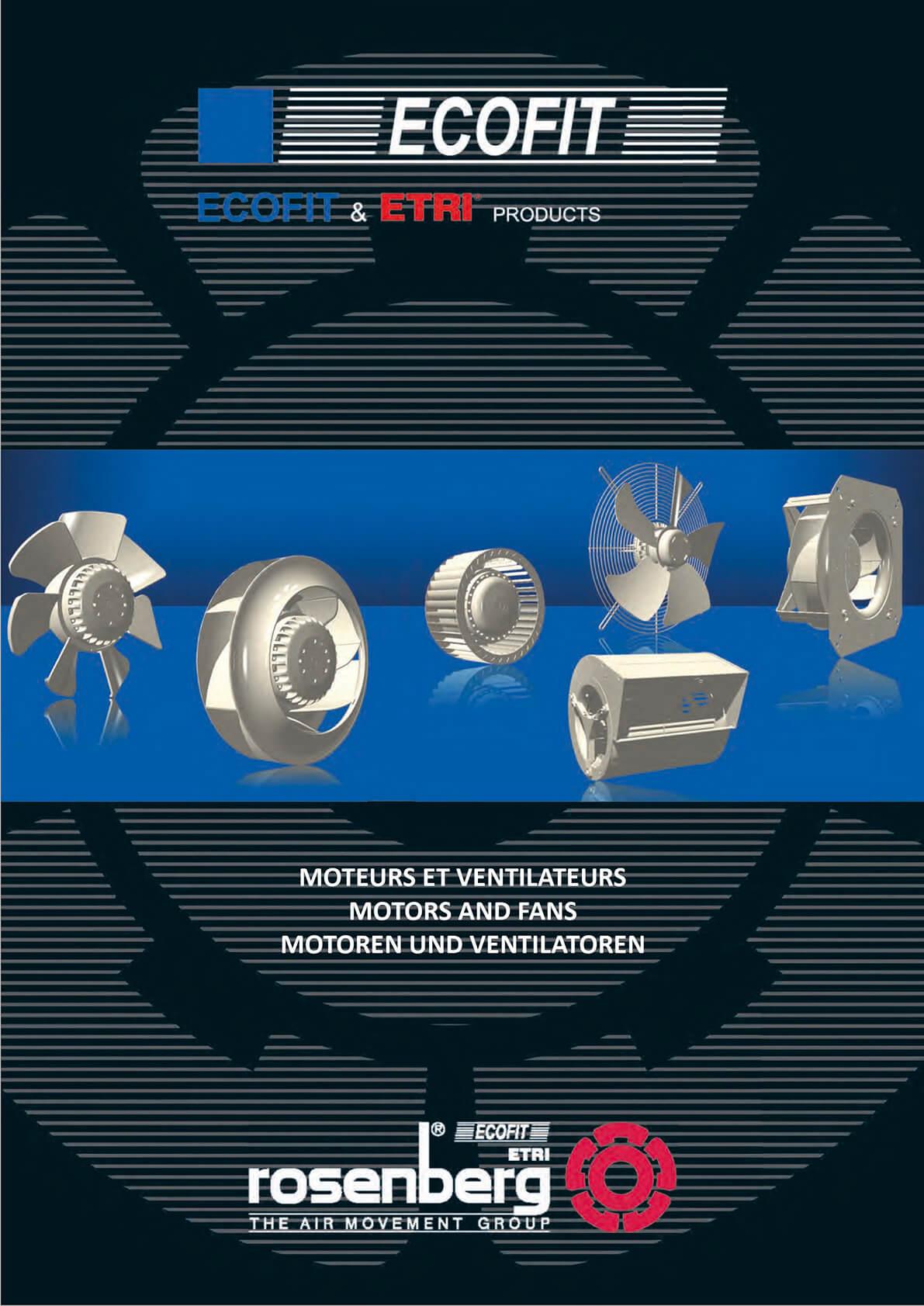 060 Ecofit external rotor fans catalogue