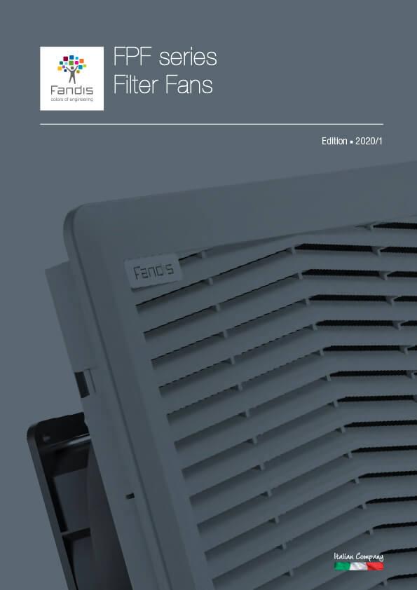 080 Filter fans FPF brochure