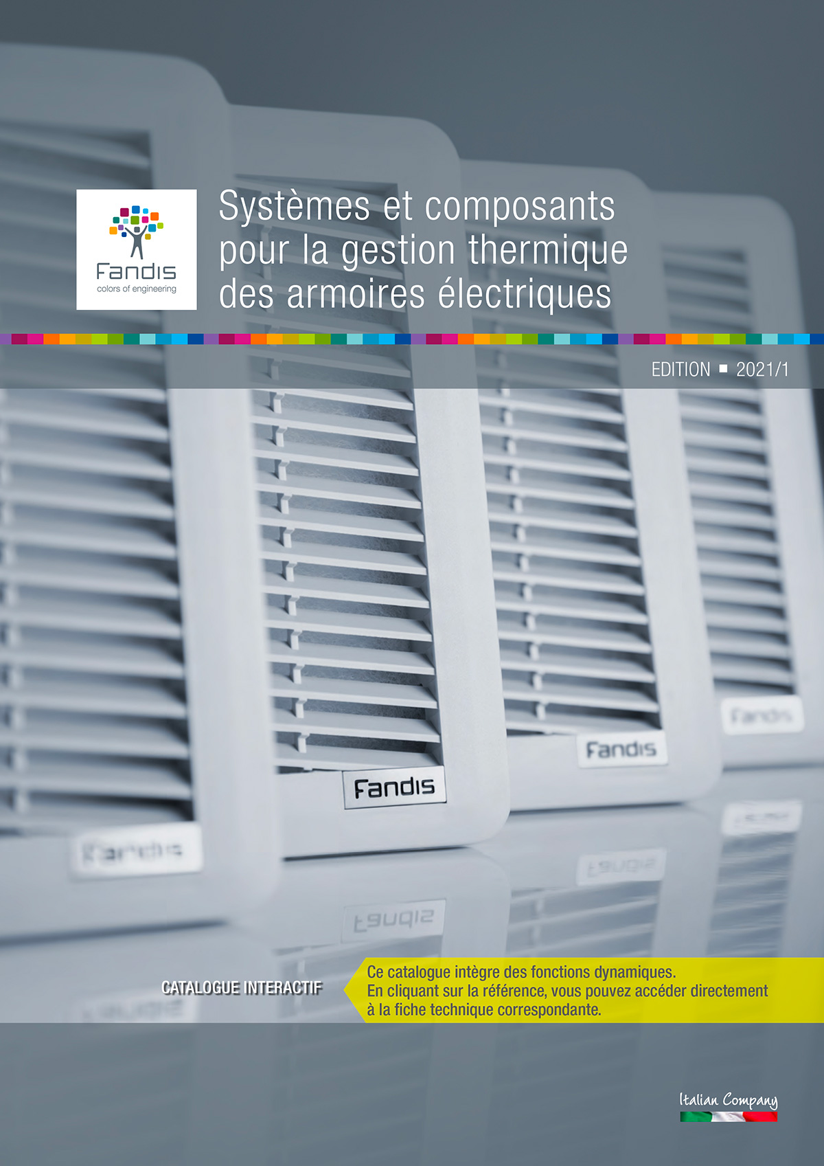 015 Interactive catalogue Thermal A&E (French)